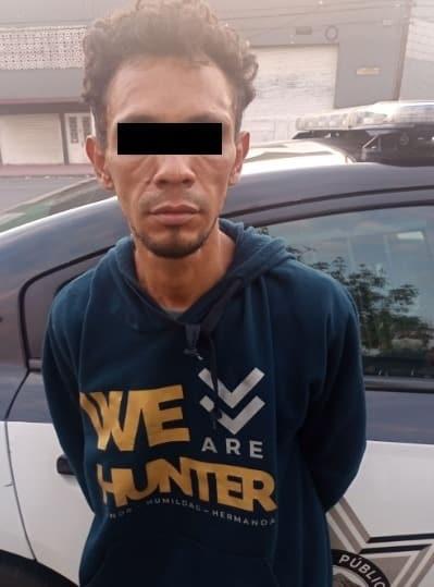 Detenido luego de asaltar y lesionar a una persona con un desarmador