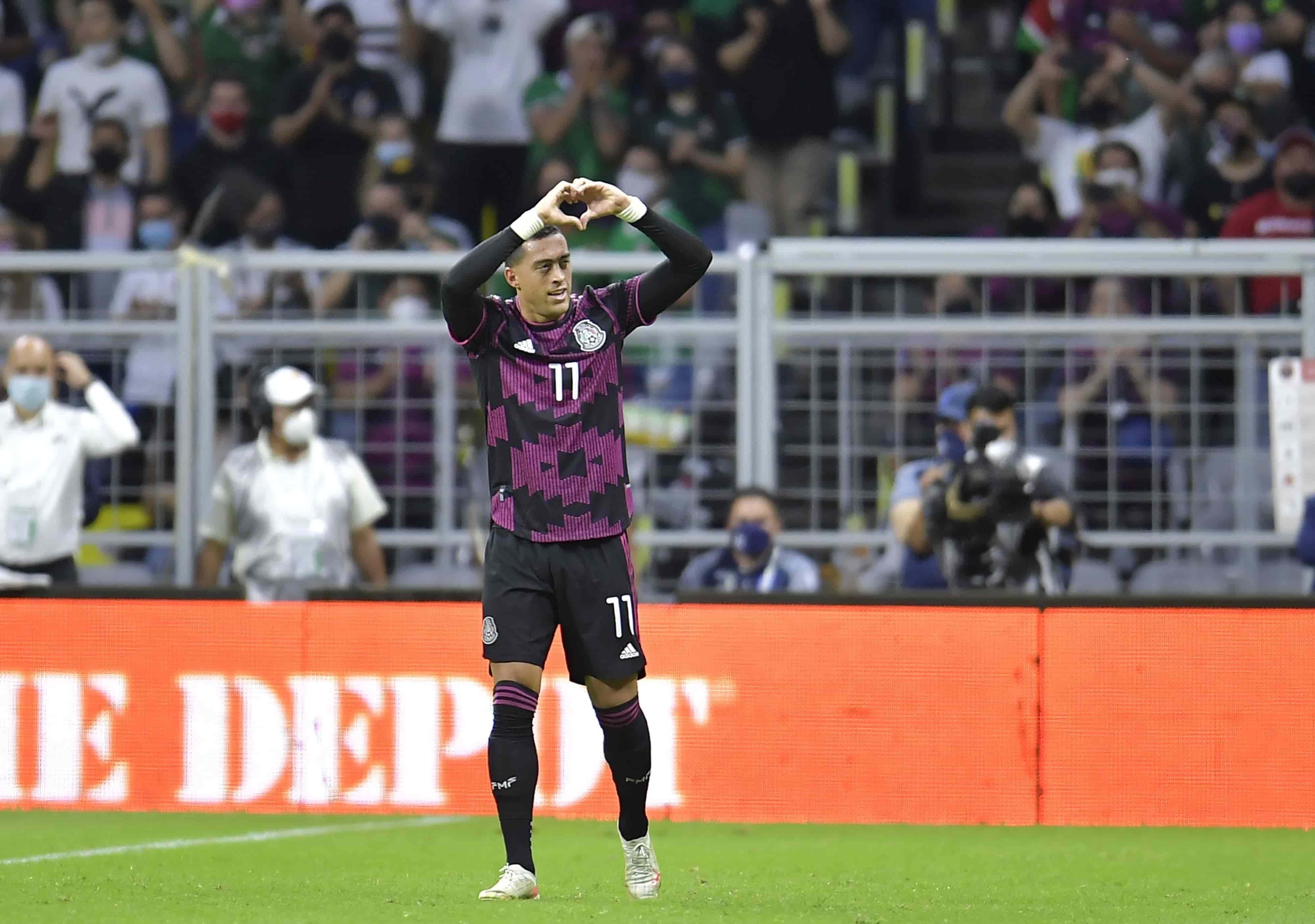 Mexico 3-0 Honduras