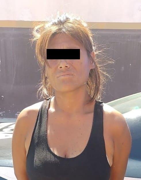 Luego de agredir a su niño de 5 años de edad, una madre de familia fue detenida