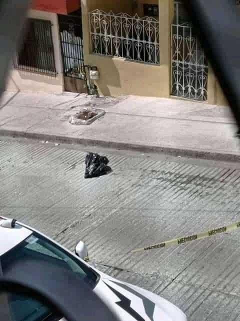 Los restos de un hombre en una bolsa negra movilizó a las autoridades de San Pedro 400