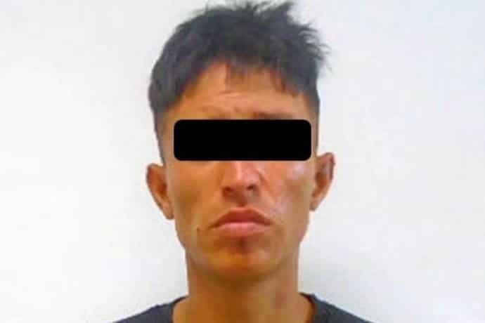 Se encontraba prófugo de la justicia por haber participado en varios robos con violencia
