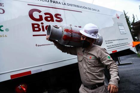 Aumenta 92 centavos precio de Gas Bienestar en CDMX y Edomex