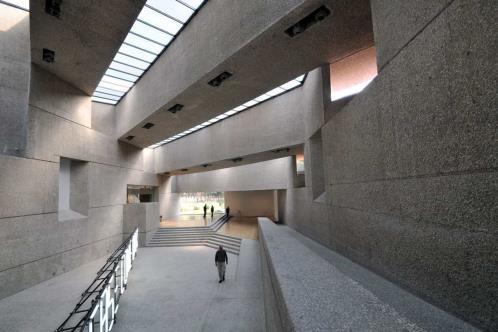 Museo Tamayo abre vacío para apreciar su arquitectura