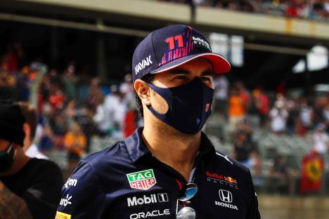 Gana Verstappen en Austin; Checo hace podio