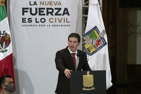 NL invertirá 750 millones de pesos a Fuerza Civil