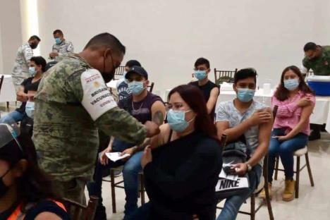 Anuncian jornada de vacunación en García y Apodaca